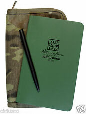 Multicam Tactical Rite in the Rain All-Weather Green Field Notebook Kit