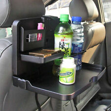 Auto Kids Dining Table Car Food Back Seat Folding Tray Cup Drink Holder Desk