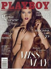 Playboy May 2015 Brittany Brousseau, Madonna the lost nudes. Factory Sealed