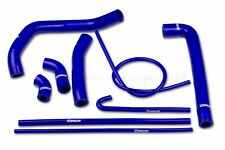 Ducati 1299 Panigale S R 2015-2017 Coolant Silicon Hoses in Blue Radiator Pipes