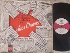 JUCA CHAVES - As Musicas Proibidas ORIG 1968 BRAZIL LP BOSSA NOVA MPB NM-