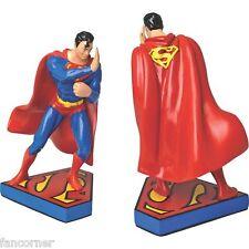 Dc Comics Superman Serre-livres Figurine Ligue de Justice D'amérique Rétro