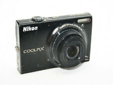 ✔️📷 WORKING NIKON COOLPIX S6100 16.0MP DIGITAL CAMERA - UK SELLER