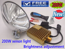 NEW 200W HID Xenon Kit HandHeld Spotlight Driving Car Light Hunting Camping Lamp