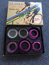 Hatta Light Alloy Headset Purple. New!!!