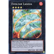Evolzar Laggia - CT09-EN011 - Super Rare - Limited Edition