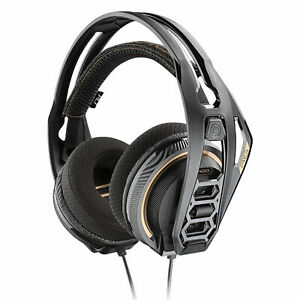 Plantronics Gear Up RIG 400PRO HC Gaming Dolby Atmos Headphones Xbox One & PS4