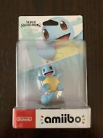 Squirtle Nintendo Amiibo Super Smash Bros. - Sealed New