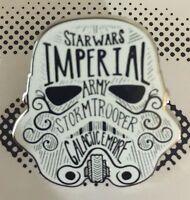 Disney Star Wars Stromtrooper Helmets Mystery Pin Set Imperial Army