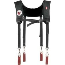 Occidental Leather Stronghold Light Tool Belt Suspenders