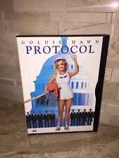 Protocol (DVD, 1998) GOLDIE HAWN GUC