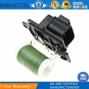 New Engine Cooling Fan Resistor 68054677AA Fits for DODGE JOURNEY 2009-2019