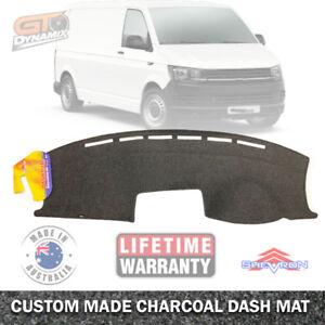CHARCOAL Dash mat for VOLKSWAGEN Transporter Multivan T5 7/2005-5/2015 DM957