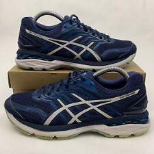 Asics GT-2000 5 Women's 10 Running Shoe Insignia Blue Silver Glacier Sea T757N