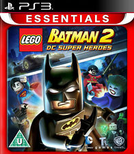 Lego Batman 2 DC Super Heroes ~ PS3 (in Great Condition)