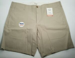 New Authentic Dockers Men's Straight Fit Performance Stretch Shorts CLEARANCE