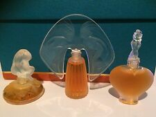 Lalique miniature parfum collection Ultimate 3*4,5ml