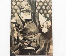 .c1940s GERMAN OPERATIC BASS-BARITONE HANS HERMANN NISSEN HANDSIGNED PHOTO