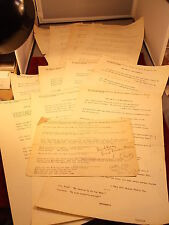 "#2 of 10, LOT OF WWII ERA AMERICAN LEGION PAPERS ""WHAT THE GI's ARE LAUGHING AT"""