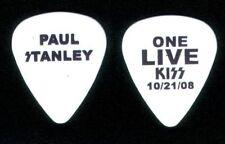 """KISS Guitar Pick Paul Stanley """"One Live KISS"""" DVD Promo Plectron Plec"""