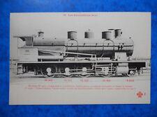 "MACHINE N°4002  1er Type ""Consolidation"". Const. en 1901.  (Midi)"
