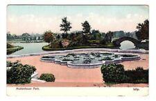MOLLENHAUER PARK, ISLIP, NY 1907  LI  NEW YORK POSTCARD NEVER USED