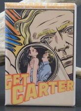 "Get Carter Movie Poster - 2"" X 3"" Fridge / Locker Magnet. Michael Caine"