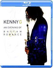 KENNY G - AN EVENING OF RHYTHM & ROMANCE (BLU-RAY DISC)