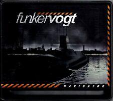 FUNKER VOGT Navigator - 2CD -  Limited Metal Box Edition