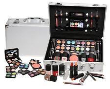 Schmink-Koffer Coffret maquillage Mallette en aluminium 51 pièces