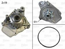 VALEO 506045 Water Pump  for HONDA ROVER CONCERTO CIVIC 200 CABRIOLET 400 CRX