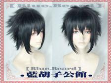 Final Fantasy XV 15 Noctis Lucis Caelum Sasuke Uchiha Cosplay Wig F.1012