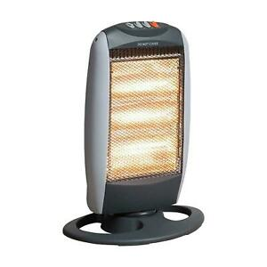 400 800 1200W Halogen Instant Heater Portable Electric Free Standing Home Office