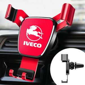 Air Vent Gravity Car Mobile Phone Holder Fit for IVECO Banner 3ftx 5ft Stralis
