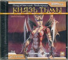 Князь тьмы. Подземелье Анкарии | Sacred Underworld | PC 2xCD RUSSIAN