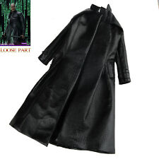 """Toys Works Tw009 1/6th The Matrix Spiritual Leader 12"""" Action Figure Long Coat"""