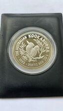 Australia Kookaburra 1993 Unze Silber Oz