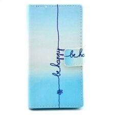 Fundas y carcasas Para iPhone 7 color principal azul piel sintética para teléfonos móviles y PDAs