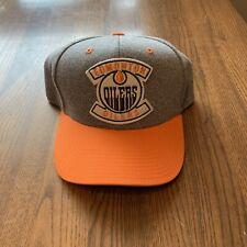 Edmonton Oilers CCM Hockey Hat