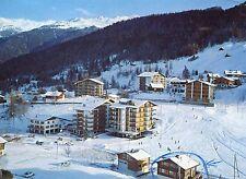 Alte Postkarte - Station de Haute-Nendaz, Valais