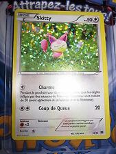 POKEMON NEUF PROMO SKITTY 12/12 2015 MACDO HAPPY MEAL MINT HOLO FRENCH NEUVE