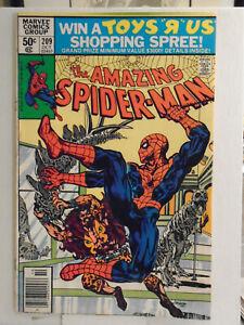 THE AMAZING SPIDER-MAN #209 (1980) Kraven the Hunter, Calypso, Spider-Woman