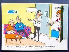humour illustrateur ,le pècheur ,ça réduit à la cuisson