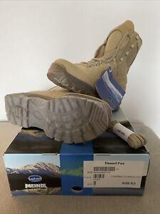 Meindl Desert Fox Boots Size 9
