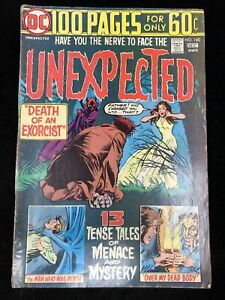Unexpected #160 (Dc 1974) 100 page giant ~ Horror ~ 5.0 VG/FN