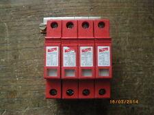 VM-Ableiter DEHN VM280 Überspannungsschutz 4polig Blitzschutz 280V 15kA Schutz