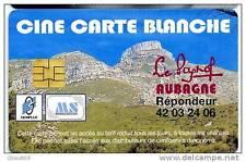 Cinécarte Blanche Hyères Gemplus Aubagne Pagnol