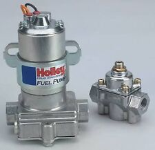 HO12-802 Holley Blue Electric Fuel Pump V8 Universal