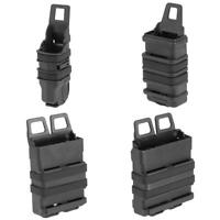 Tactical Fast Mag Attach Belt Magazine Pouch 5.56mm/7.62mm Molle Holster Hunting