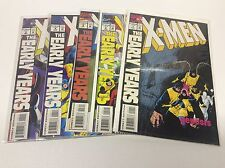X-MEN THE EARLY YEARS #1-5 (MARVEL/ADAM HUGHES/TIM SALE/1216401) FULL SET OF 5